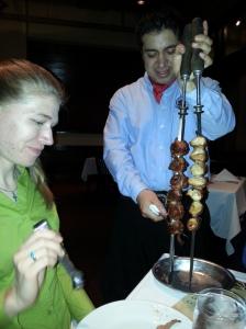A Brazilian Steakhouse Experience